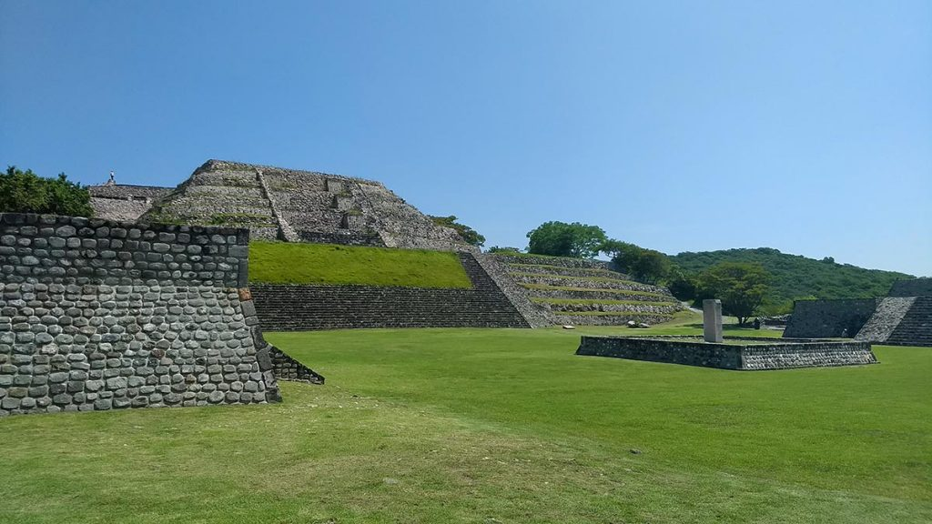 Xochicalco Morelos