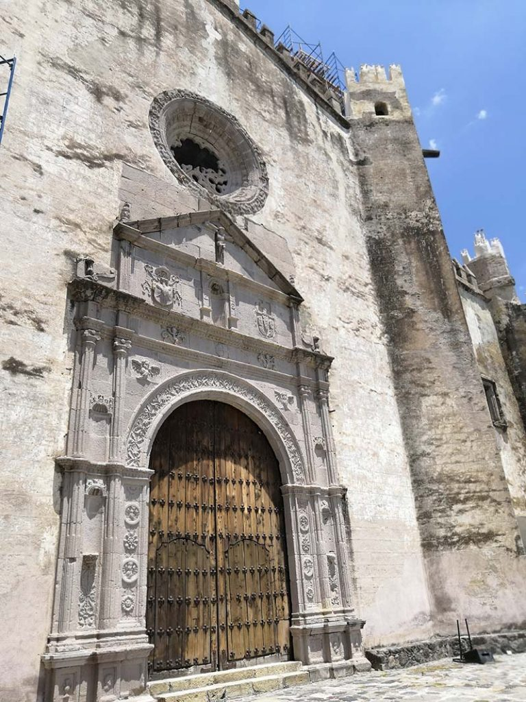 Ex Convento de Yecapixtla