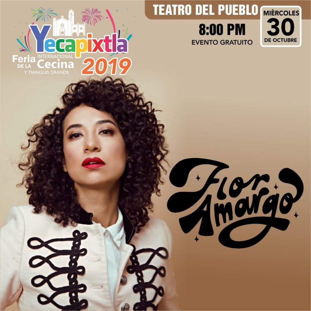 Flor Amargo en Yecapixtla Morelos